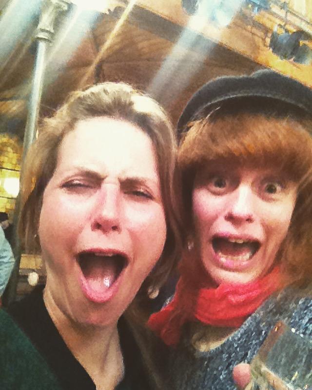 Pauline en Ellen