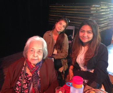 Siu Lin Ho - Mevrouw Bieshaar