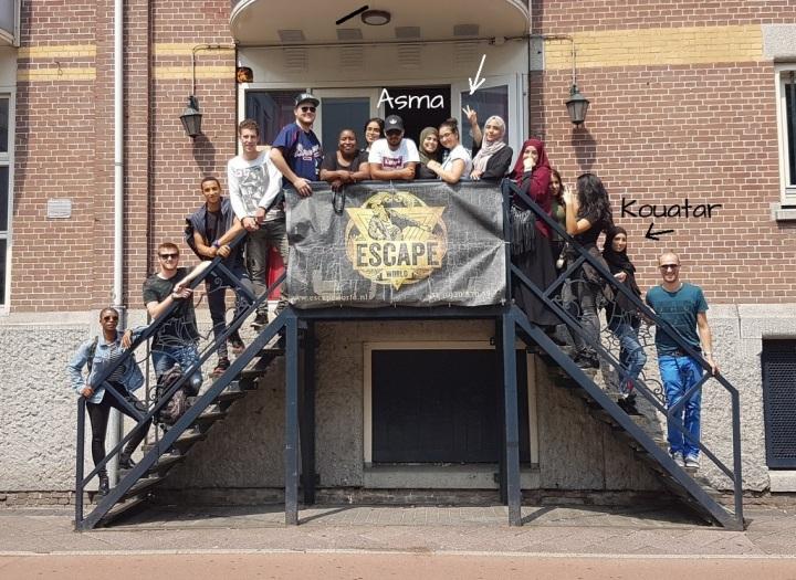 Studenten Landlustlab 2017-2